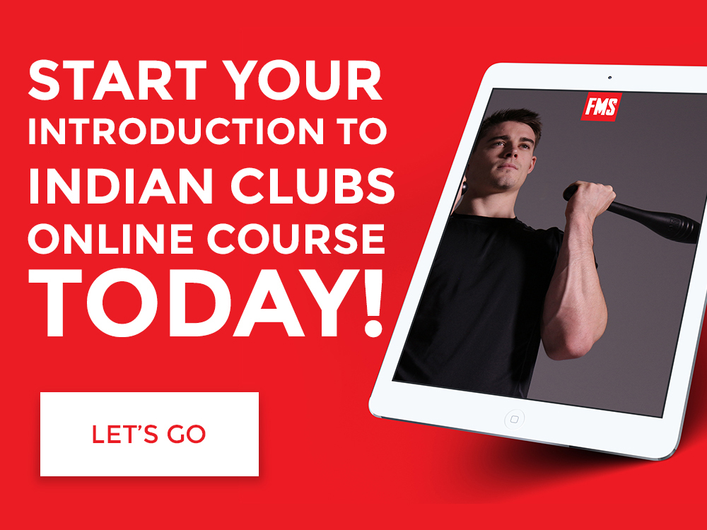 Introduction to Indian Clubs Online Course with Text